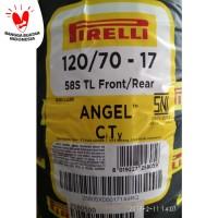 Ban Pirelli Angek City uk 120/70 ring 17