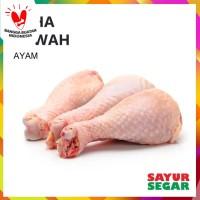 PAHA BAWAH AYAM BROILER - SEGAR [500g]
