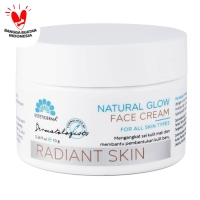 Estetiderma - Krim Pencerah Wajah Natural Glow Face Cream
