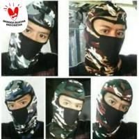 Masker Ninja KBR Army