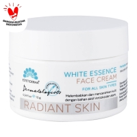 Estetiderma - Krim Pencerah Wajah White Essence Face Cream