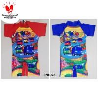 RNKD78 - Baju Renang Anak Diving Tayo The Little Bus