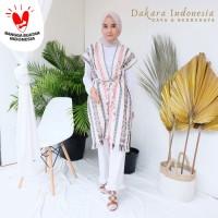 Outer Ethnic Tenun Ikat - Dakara Indonesia