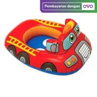 INTEX Ban Renang Kiddie Car Float 59586