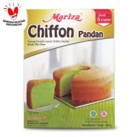 premix chiffon pandan