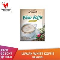 [PACK] Luwak White Koffie Original 20 GR   Luwak White Coffee