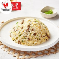 Din Tai Fung Fried Rice with Shredded Beef