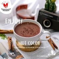 Hot Chocolate Powder Bubuk Minuman Coklat Latte 100gr Siap Minum Saji