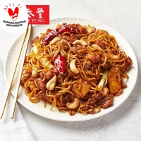 Din Tai Fung Kung Pao Noodle with Chicken