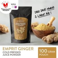 Singabera Cold Pressed Ginger Powder 100g - Serbuk Jahe