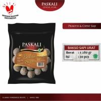 Bakso Sapi Urat 280 gr (20pcs) - Paskali Bandung