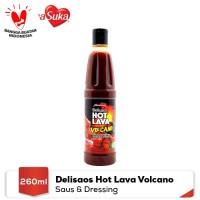 Mamasuka Hot Lava Volcano 260 ml