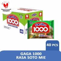 GAGA 1000 Rasa Soto Mi (1 dus = 40 pcs)