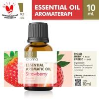 Nu Aroma Essential Aromatic Oil Strawberry / Stoberi