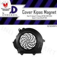 Tutup-Cover-Pelindung Kipas Magnet-Mesin Vario 110 eSP New FI-F1 2014