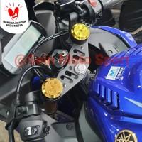 Cover Shock Tutup Shock Xabre R15 V3 VVa Gold