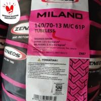 Ban Zeneos Tubeless 140/70-13 Milano