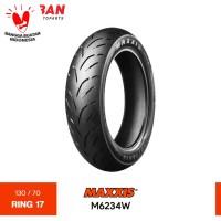Ban Motor MAXXIS TL M6234W 130/70 Ring 17 Tubeless