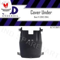 Cover-Tebeng-Tutup Under-Kolong-Dek Bawah Beat FI-F1 Lama-Old-Awal