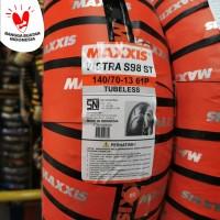 Ban Maxxis 140/70-13 Ban belakang ukuran lebar motor Yamaha Nmax