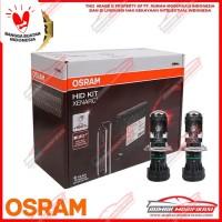 OSRAM - HID XENARC CONVERSION KIT - H4 - 4200K - 12V - 35WATT - KUNING