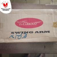 Swing Arm VRossi Vixion Old Gold Blast