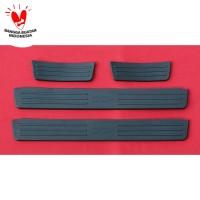 Sill Plate SillPlate Samping Datsun Go JSL Hitam / Black
