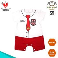 Baju SD Dasi Hansof Jumper Baju Bayi Piteku Baby Wear
