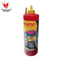 M-One Super Tyre Sealant Cairan Anti Bocor Ban Mobil Tubeless [500 mL]