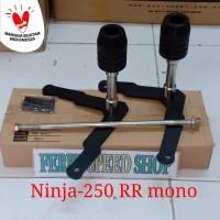 pelindung fairing ninja rr mono 250 /frame slider Ninja 250rr mono