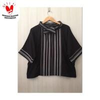 atasan/blouse tenun lurik