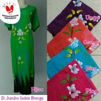 Daster jumbo batik pekalongan / baju menyusui / baju tidur wanita