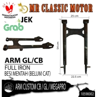 Arm Custom CB/GL/Megapro