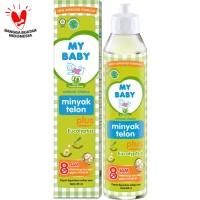 Minyak Telon Plus My Baby