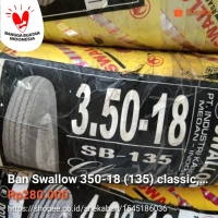 Ban Swallow 350-18 (135) classic, Velg ring 18, Tubetype