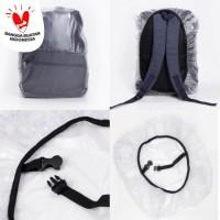 RAIN COVER BAG / jas musim hujan penutup tas ransel waterproof sarung