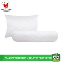 [pp] Beli pillow protector FREE bolster protector