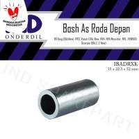 Bosh-Bos Tengah Tromol-As Roda Depan - Spacer RX King/RXS /Scorpio