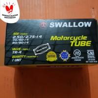 Ban dalam Swallow 250/275-14 /ban dalam Matic