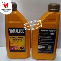 Oli Matic Power Yamalube 10w40 08 lt