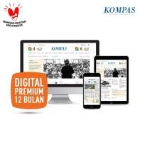 Kompas Digital Premium 12 Bulan