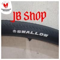 Ban luar sepeda balap fixie 700 x 23 Swallow