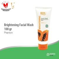 BDL Facial Wash Papaya 100gr [1 Pc]