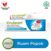 Kinderen Diaper Rash, Dexpanthenol, Krim Ruam Popok Bayi BPOM