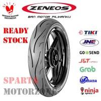 Ban Motor tubeless ZENEOS ZN62 90/80-14