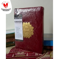 Alquran Syaamil CORDOVA A5 resleting, Al-Quran Terjemah Syamil