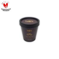 NOX Skin Expresso Coffee Body Scrub, Cappucino Body Scrub
