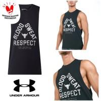 LOWCUT - Singlet Gym Fitnes / Kaos Training Pria fitness baju olahraga