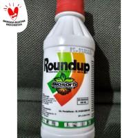 Roundup pembasmi rumput liar/gulma 200ml