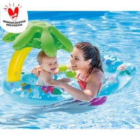 Pelampung Renang Baby and Mom My First Swim Float - INTEX 56590